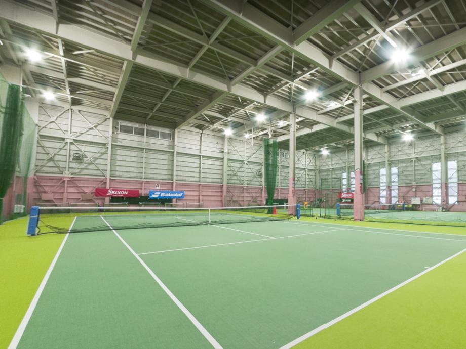 レンタルテニスコート