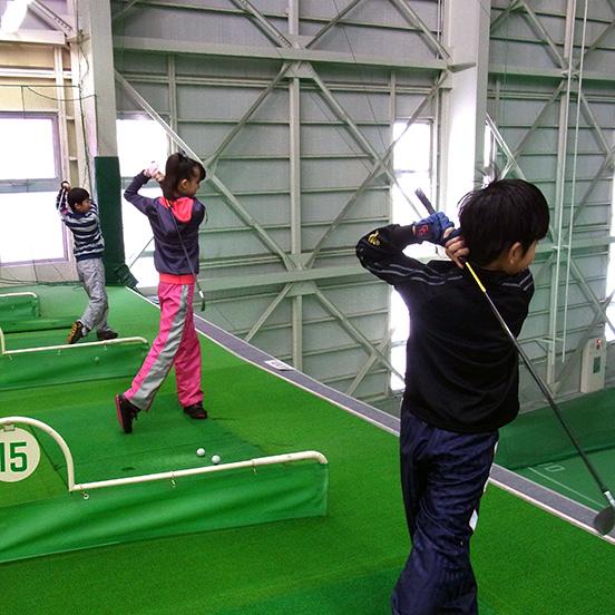 スウィング89のジュニアゴルフスクール