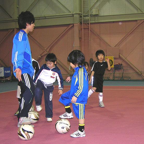 スウィング89のジュニアサッカースクール