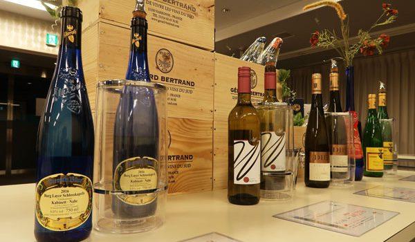 ピーロートワイン試飲会